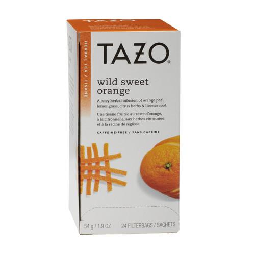 Tazo Wild Sweet Orange Tea Bags