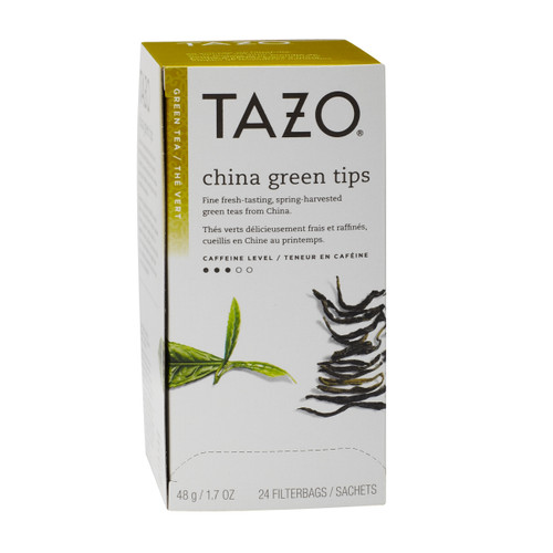 Tazo China Green Tea Bags