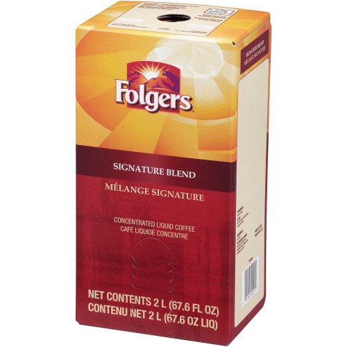 Folgers Signature Blend Liquid Coffee