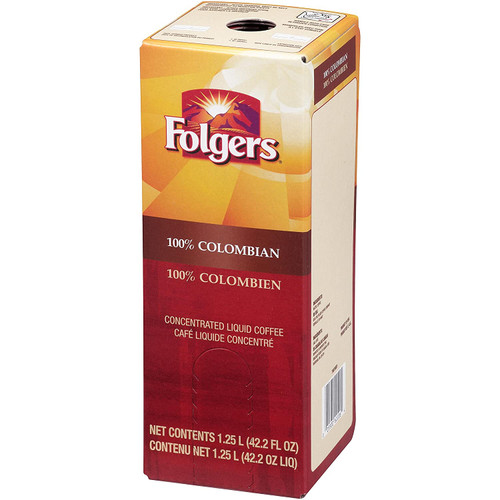 Folgers Columbian 100% Liquid Coffee