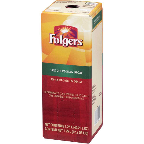 Folgers DECAF Liquid Coffee
