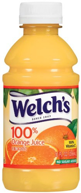Orange Juice 10 oz Bottles