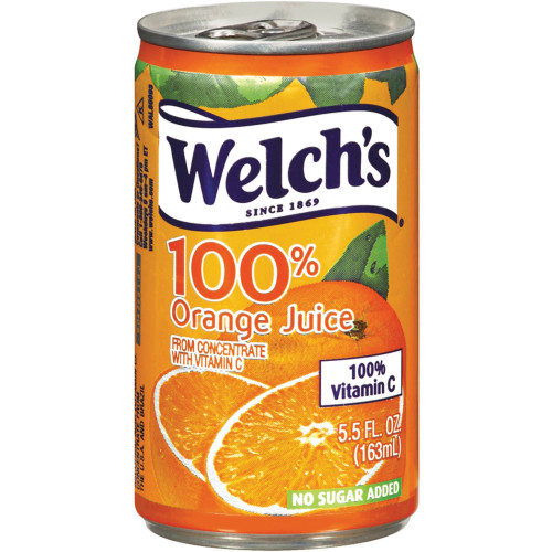 Orange Juice 6 oz Cans