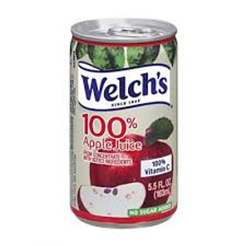 Apple Juice 6 oz Cans