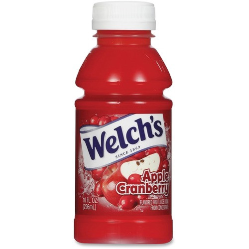 Cranberry Apple Juice 10 oz Bottles