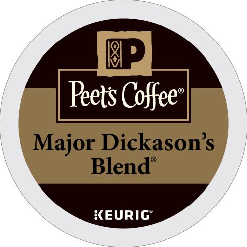 Peet's Major Dickason's Blend K-Cups