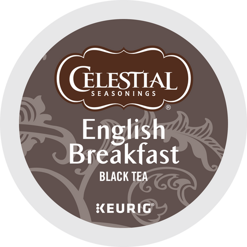 Celestial English Breakfast Black Tea K-Cups