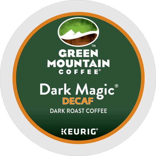 Green Mountain DECAF Dark Magic K-Cups