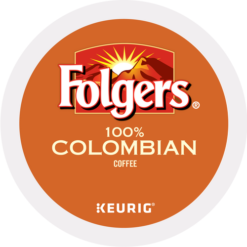 Folgers Lively Colombian K-Cups