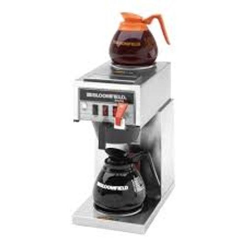 Bloomfield 2 Burner Commercial Coffee Maker--CALL FOR PRICE QUOTE