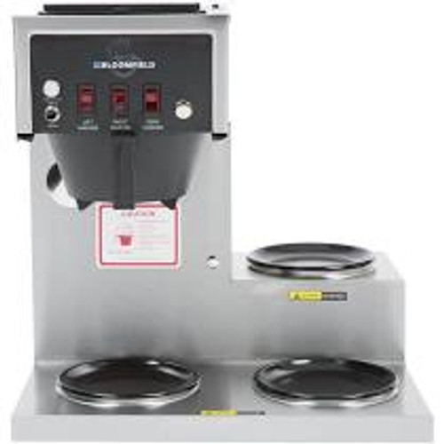 Bloomfield 3 Burner Commercial Coffee Maker--CALL FOR PRICE QUOTE