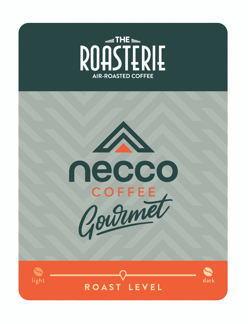 Roasterie Necco Gourmet 2.5 oz Ground