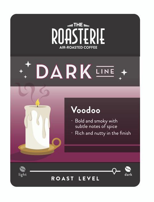 Roasterie VooDoo Blend 2.5 oz Ground