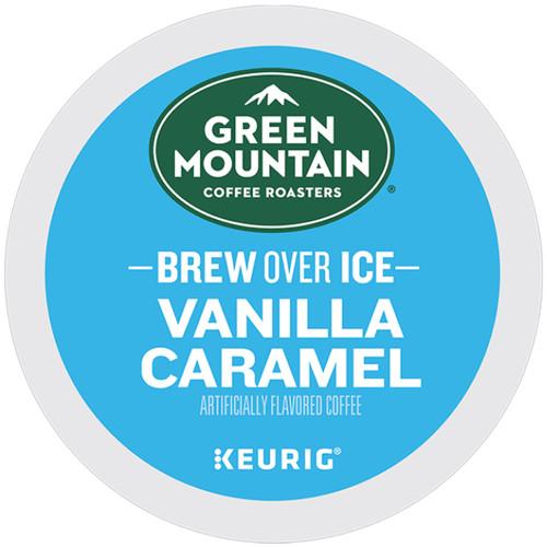 Brew Over Ice Vanilla Caramel Coffee