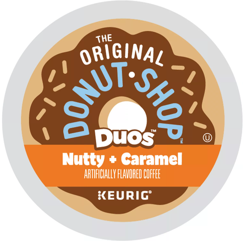 The Original Donut Shop Nutty + Caramel Coffee