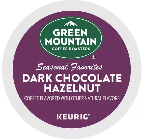 Green Mountain Dark Chocolate Hazelnut Coffee