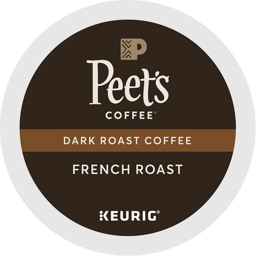 Peet's French Roast K-Cups
