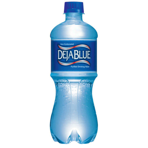 Deja Blue Purified Drinking Water 24 Pack