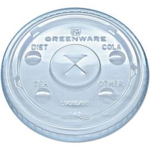 16 oz Greenware Lids