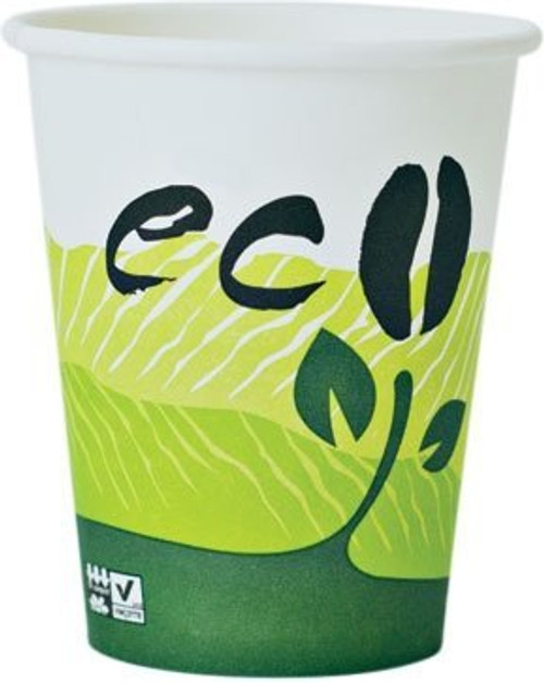 Green Mountian 50ct Eco-Friendly 12oz Hot Cup