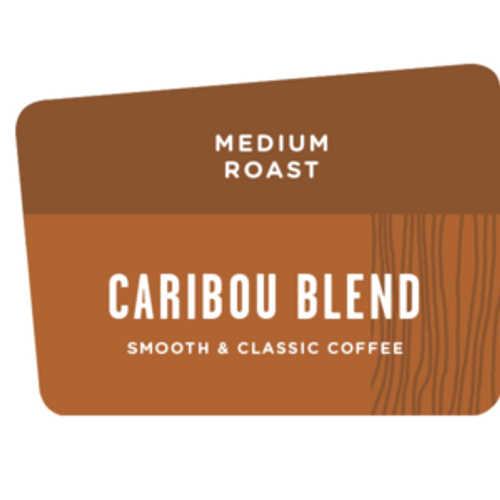 Caribou Blend 2.5 oz Ground