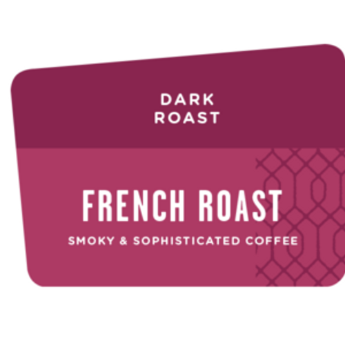 Caribou French Roast 2.5 oz Ground