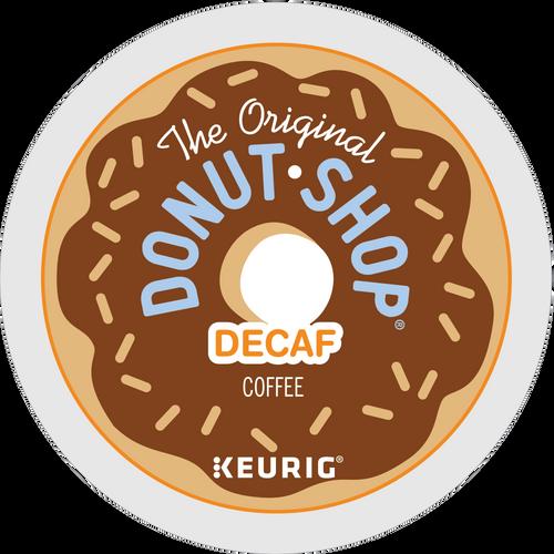 The DECAF Original Donut Shop K-Cups