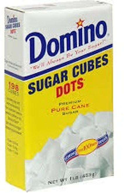 Crystal Dixie Sugar Cubes 1LB