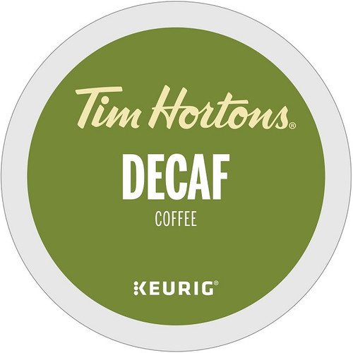 Tim Hortons Decaf Coffee