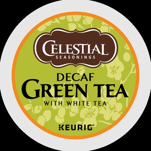 Celestial DECAF Green Tea K-Cups
