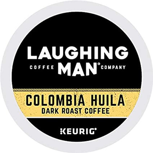 Laughing Man Colombian K-Cups