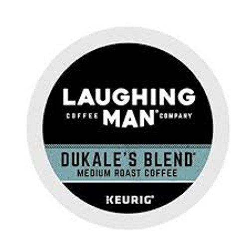 Laughing Man Dukale's K-Cups