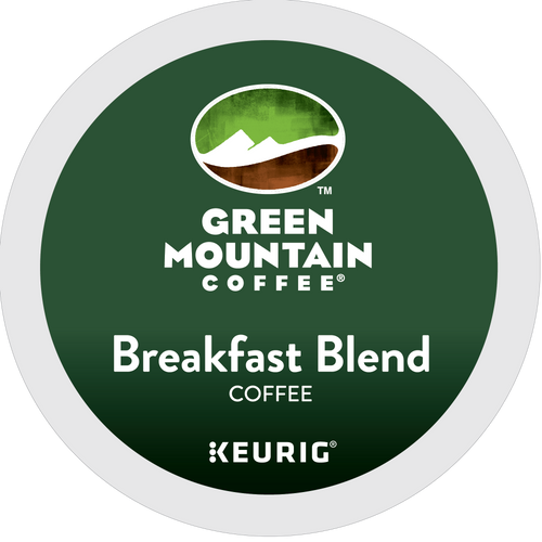 BULK Green Mountain Breakfast Blend K-Cups