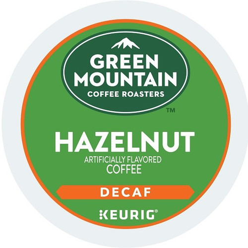 Green Mountain Decaf Hazelnut