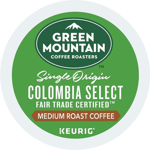 Green Mountain Fair Trade Colombian