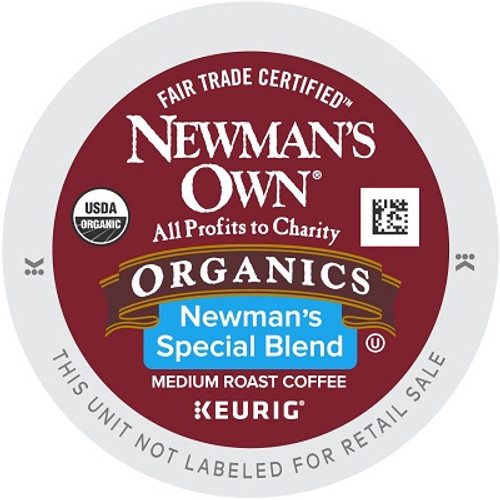Newman's Own Special Blend K-Cups