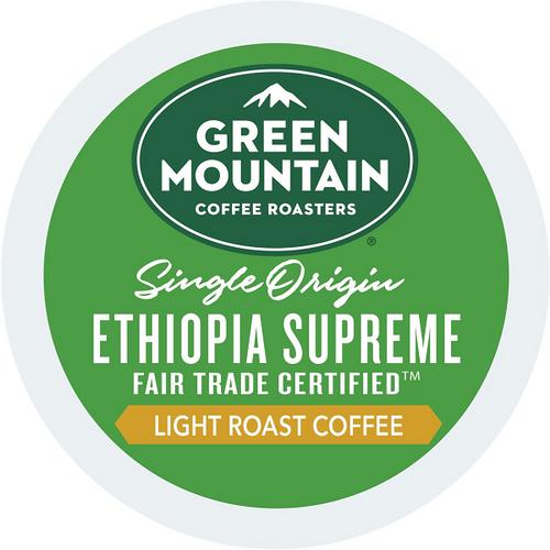 Green Mountain Fair Trade Ethiopia Supreme