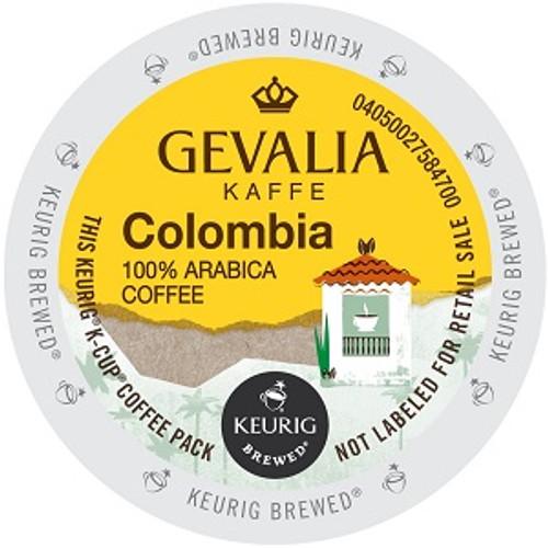 Gevalia Columbia K-Cup Pods