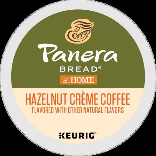 Panera Bread Hazelnut Crème Coffee