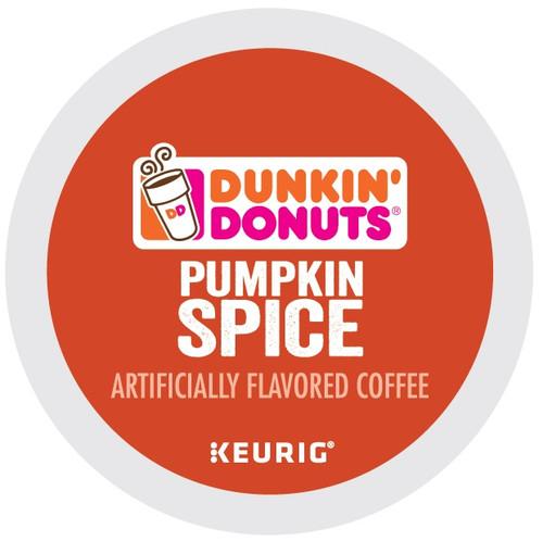 Dunkin' Donuts Pumpkin Spice K-Cups