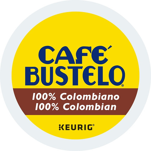 Cafe Bustelo 100% Colombian K-Cups