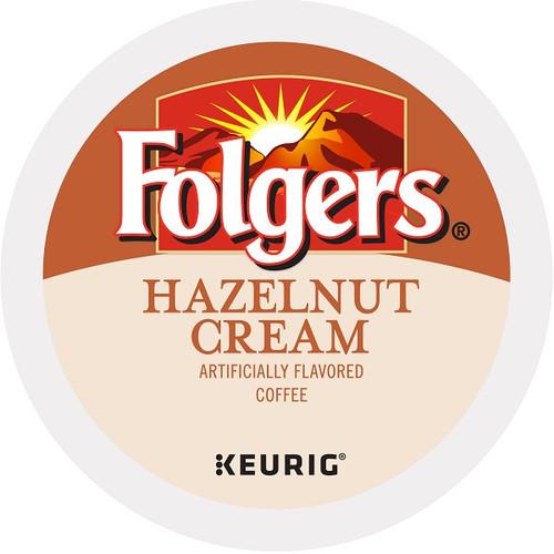 Folgers Hazelnut Cream