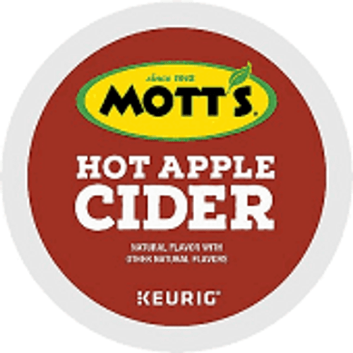 Mott's Hot Apple Cider K-Cups