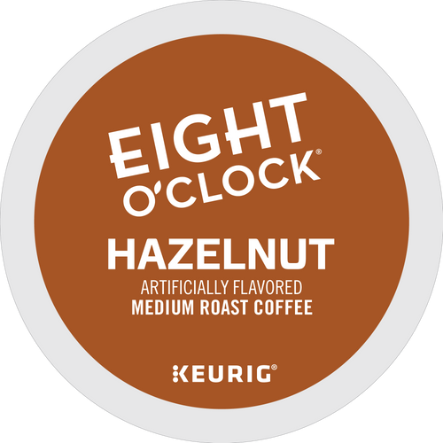 Eight O'Clock Coffee Hazelnut