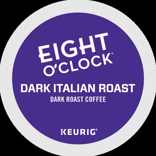 Eight O'Clock Dark Italian Roast Coffee