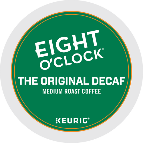 Eight O'Clock The Original DECAF K-Cups