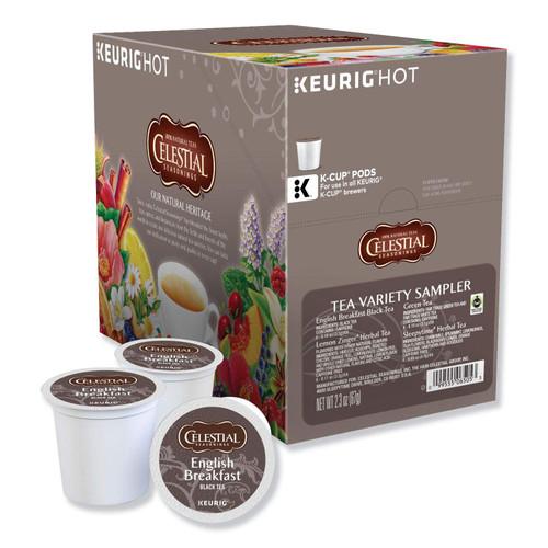 Celestial Tea Variety Sampler K-Cups