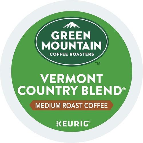 Green Mountain Fair Trade Vermont Country Blend