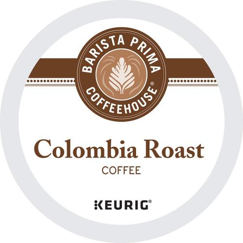 Barista Prima Coffeehouse Colombia Coffee K-Cups
