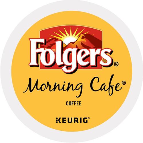 Folgers Morning Cafe